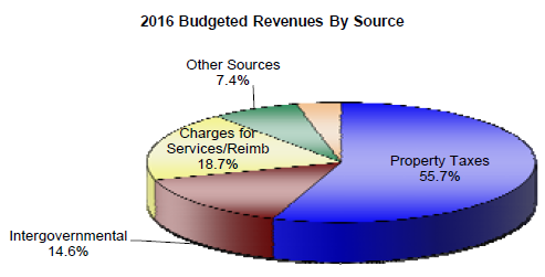 2016 Budgeted Revenues By Source.PNG